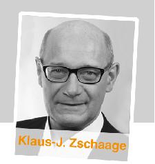 Text Chat ist seine Passion: Klaus-J. Zschaage Vorstand und seit über 17 Jahren bei der authensis AG