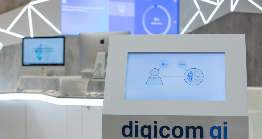 digicom Eventrouting